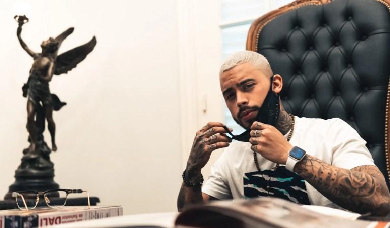 Hasta Argentina y Europa llega el talento del tatuador Jean Maurez 👏⭐