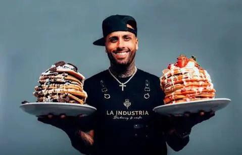 Nicky Jam abrirá un restaurante en Miami y tendrá comida venezolana