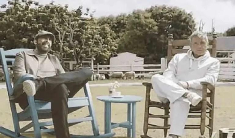 """Ricardo Montaner y Juan Luis Guerra estrenaron el video oficial de """"Dios así lo quiso"""" 🙏🏻🎶"""