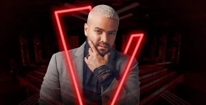 "Nacho se estrenará como juez en ""The Voice Dominicana"""