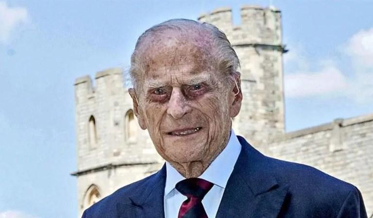 Invitaron al funeral del príncipe Felipe a una de sus supuestas amantes ❤️👑