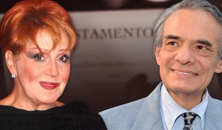 Anel Noreña se convirtió en la heredera universal de la fortuna de José José 📄💵