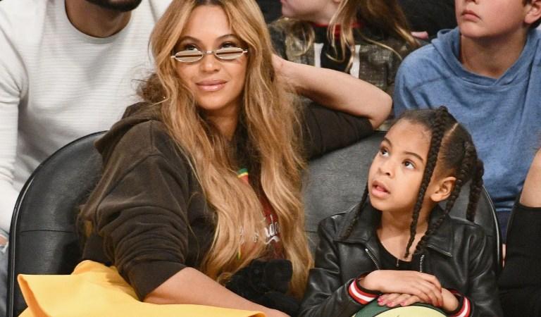 «Pensé que era Blue»: La foto de Beyoncé que muestra el gran parecido que tiene con su hija 🥰😲