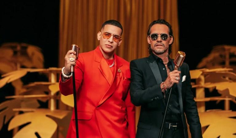 En «Una Noche» de Marc Anthony contará con la participación de Daddy Yankee 🤩🎶