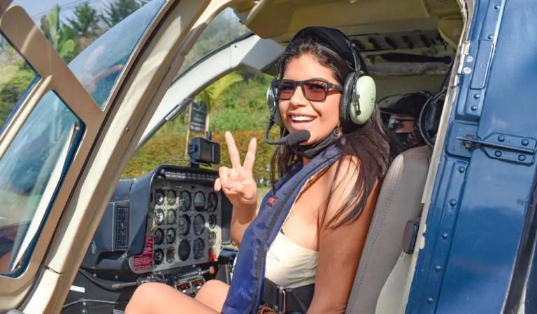 En Bogota: Sheila Ortega sigue generando contenido explícito 😏🔥