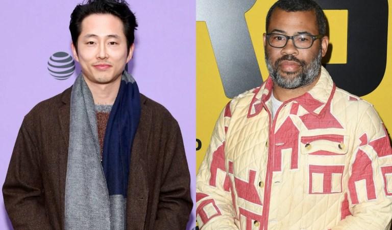 Steven Yeun será el protagonista de la nueva película de Jordan Peele