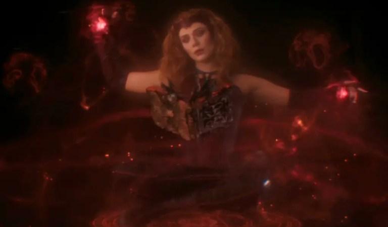 Doctor Strange In The Multiverse of Madness: Elizabeth Olsen adelanta «la atmósfera de terror» de la película