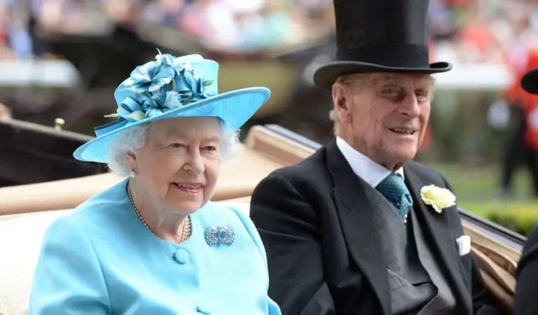 Con emotivas palabras la reina Isabel II despidió a su difunto esposo 🥺👑