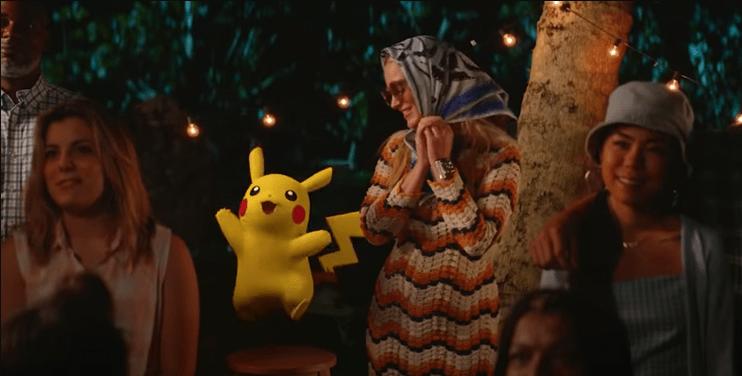 Katy Perry lanza un video musical con temática Pokémon protagonizado por Pikachu