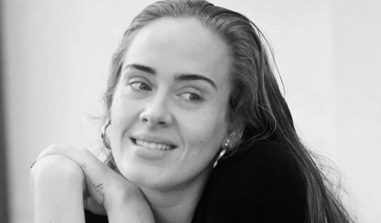 Adele mostró cómo luce en su cumpleaños número 33
