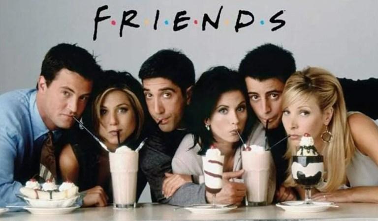 Una reunión millonaria: Los actores de Friends cobraron un dineral tras su reencuentro 😳🤑