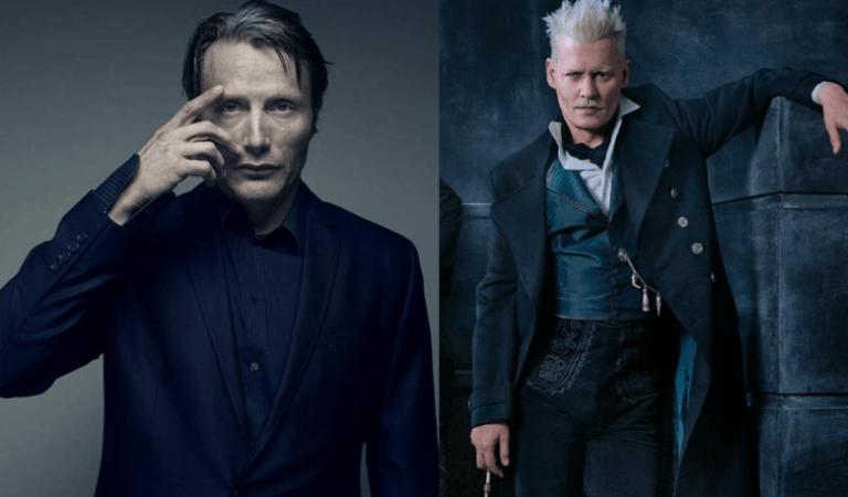 Mads Mikkelsen sobre la sustitución de Johnny Depp en Animales Fantásticos 3: «Tienes que hacerlo tuyo»