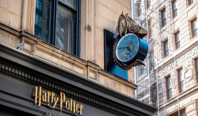 Universo mágico de Harry Potter abrió nueva sede en Nueva York 🦉🚉