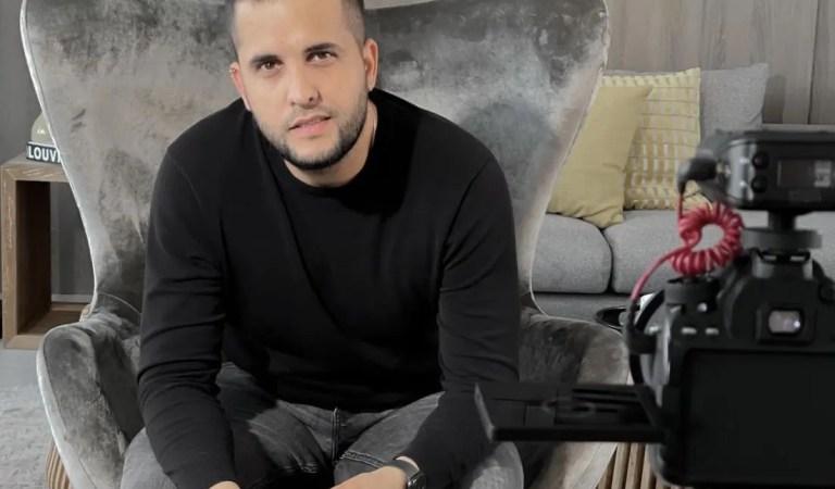 MeDicenAche, el venezolano que pasó de cocinero y uber a director de cine 🎞🇻🇪