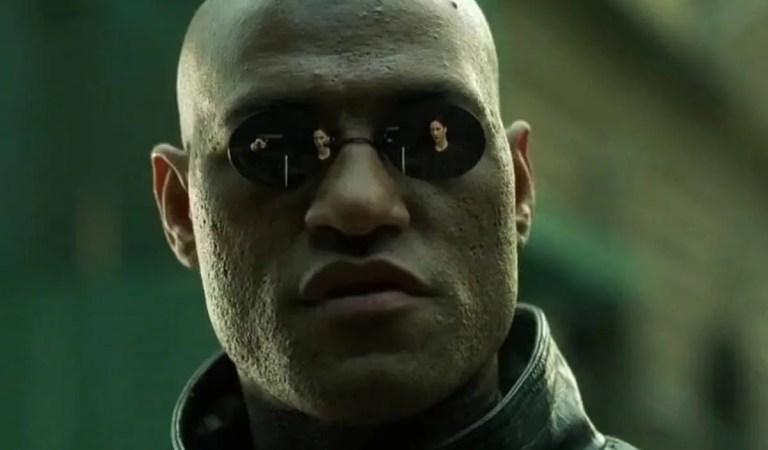 Laurence Fishburne asegura que no está involucrado en Matrix 4