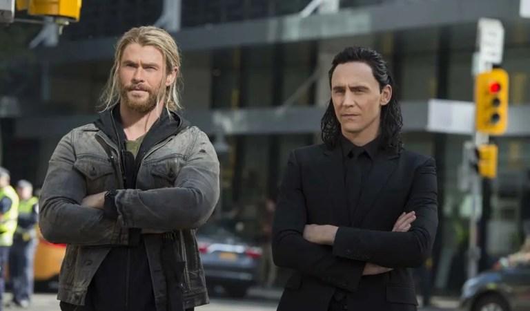 Tom Hiddleston reveló que no participará en Thor : Love and Thunder