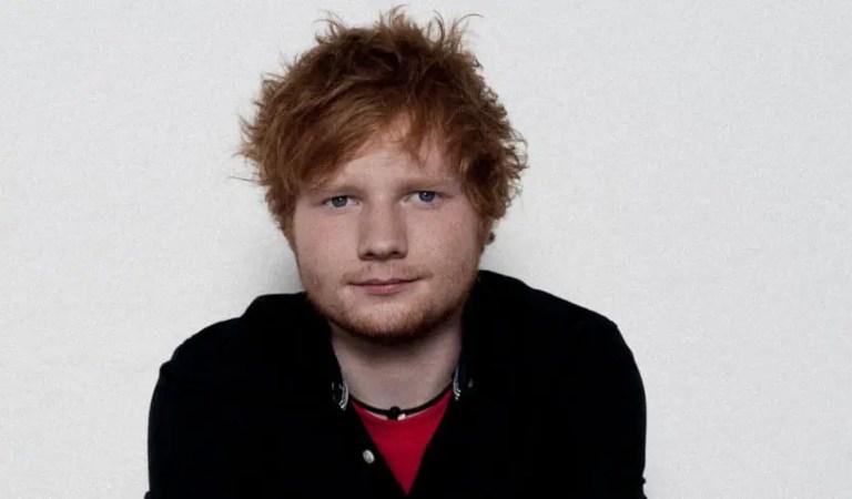 Con un plan de alimentación y rutina de ejercicios: Ed Sheeran ha rebajado más de 20 kilos 😮💪