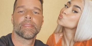 Ricky Martin Paloma Mami