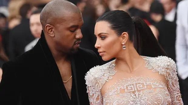 ¿No quiere ningún tipo de relación? Kanye West dejó de seguir a Kim Kardashian y sus hermanas ❌😓