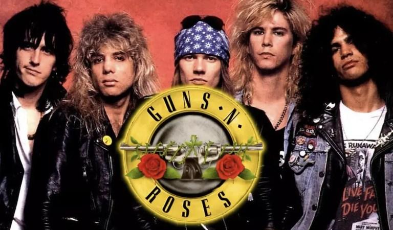 Guns N' Roses regresa a los escenarios con tres conciertos en México
