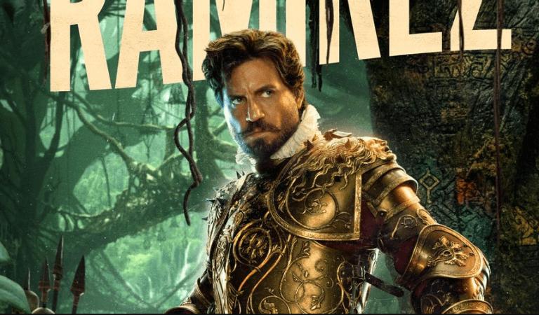 Jungle Cruise: Edgar Ramírez dice que su rol de antagonista en la película es más complicado que un villano