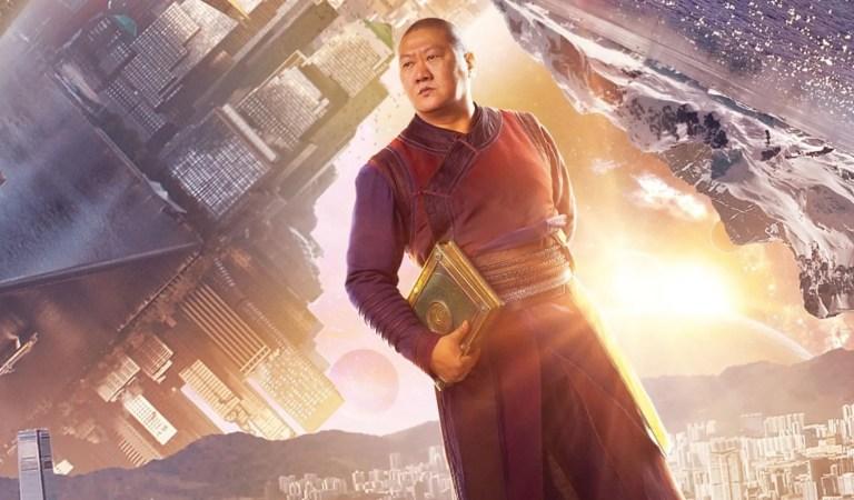 El actor de Doctor Strange  está entusiasmado con el regreso de Shang-Chi