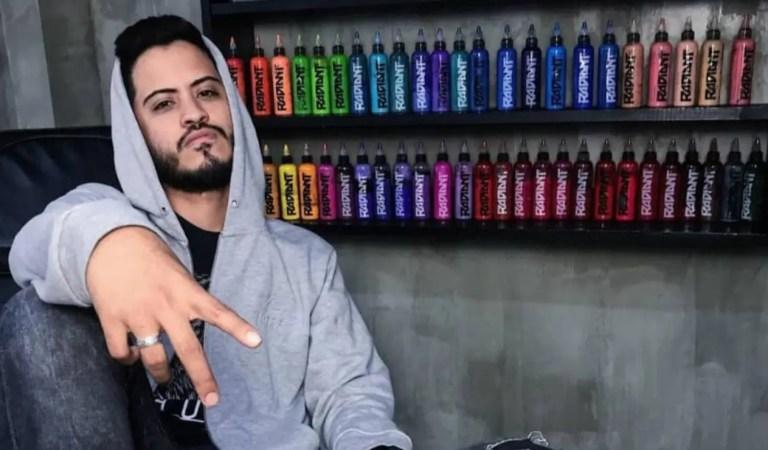 Artista de la piel: Johan Castillo apegado a la evolución del tatuaje
