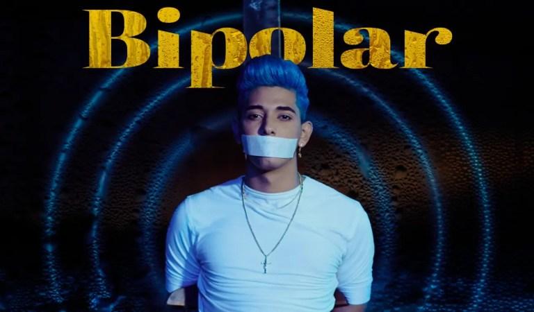 Una fusión de urbano pop y toques de balada: Mota se fue de estreno con «Bipolar»