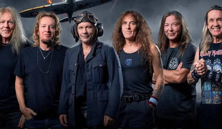 Iron Maiden se une al cartel de artistas del Rock in Río 2022 🎸🎶
