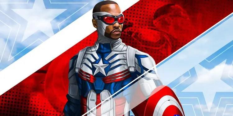 Capitán América 4: Anthony Mackie cierra el acuerdo para empuñar el escudo