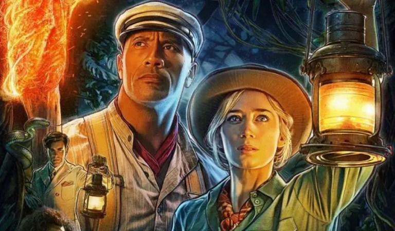 Jungle Cruise 2: Dwayne Johnson y Emily Blunt se juntan para la secuela