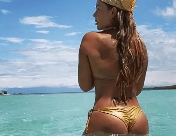 Te vas a volver loco con el Tik Tok de Roxana Díaz [VIDEOS]