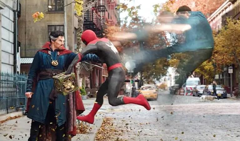 El Twitter oficial de Spider-Man: No Way Home celebra que el tráiler haya batido récords