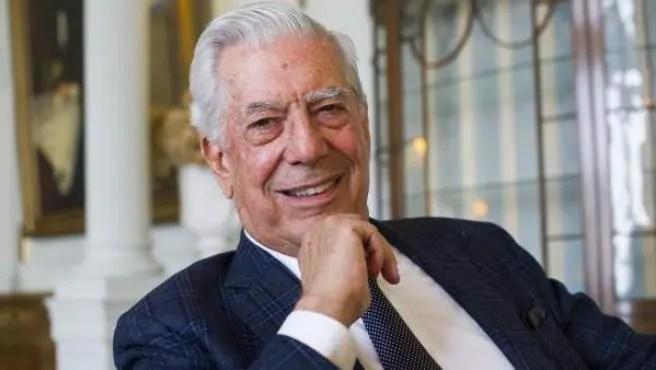 Mario Vargas Llosa presentará en México la serie sobre su vida 👴🏻🇲🇽