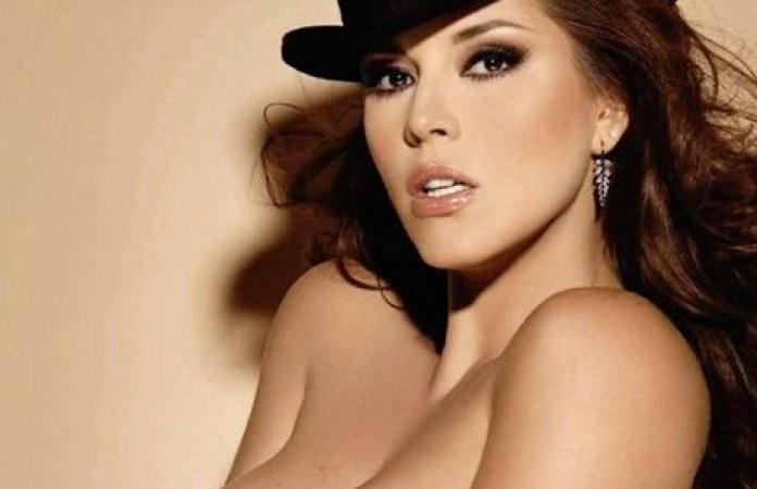 ¡Gracias a Playboy! Estas son todas las veces que Alicia Machado mostró «las que te conté» al mundo