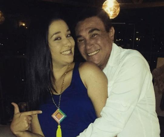 La predicción que hizo Daniel Alvarado en vida sobre la boda de su hija Daniela [VIDEO]