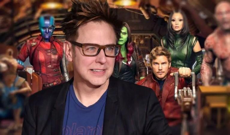 James Gunn ha comenzado el storyboard de Guardianes de la Galaxia 3
