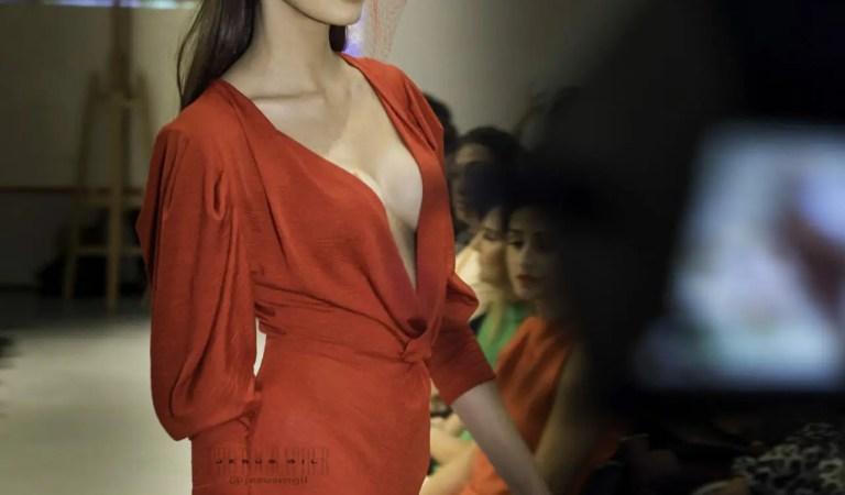 Así fue como Miss Grand Venezuela 2021, Vanessa Coello, se lució en el NYFW