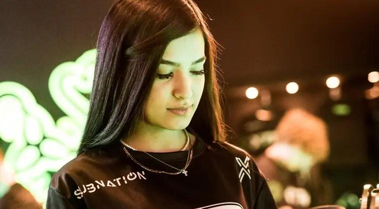 Gamer Paola Ojeda representa a Venezuela en uno de los mejores equipos del mundo