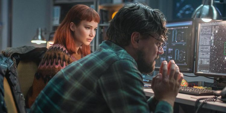 Don't Look Up: Leonardo DiCaprio y Jonah Hill  vuelven a estar juntos en una comedia oscura