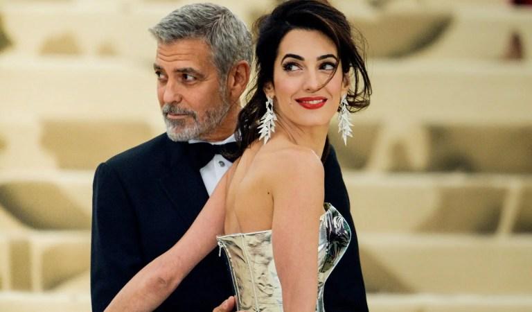 «Quiero que mi esposa me respete un poco»: George Clooney le prohibió a Amal Alamuddin que lo vea como Batman