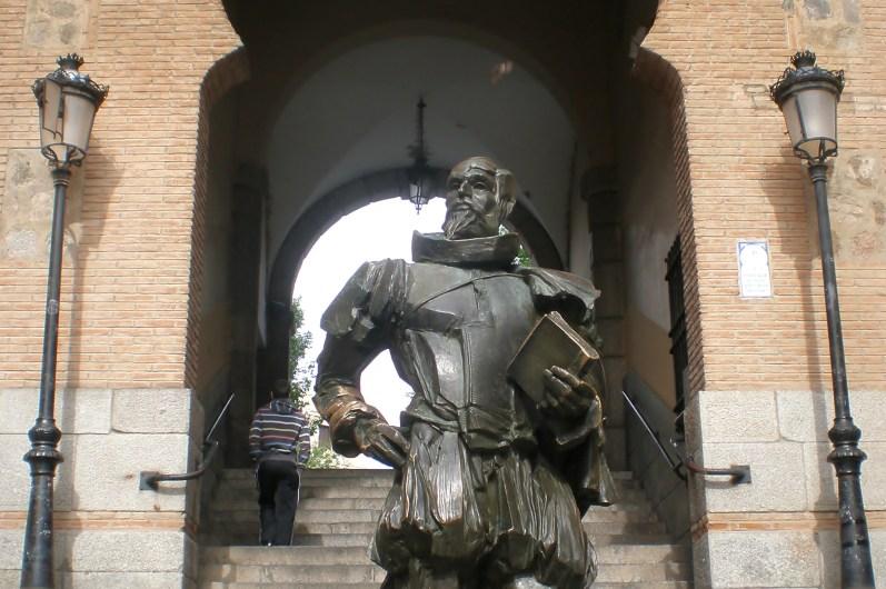 Cervantes en Toledo