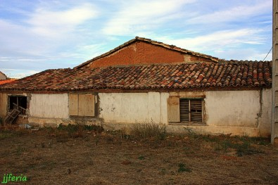 Casa rústica tradicional de Mohernando.