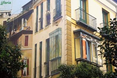Calle de la Montera. Madrid