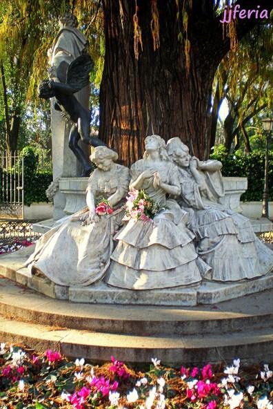 Monumento a Bécquer 3
