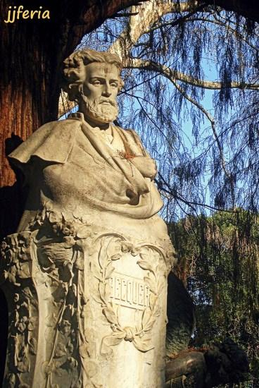 Monumento a Bécquer 1
