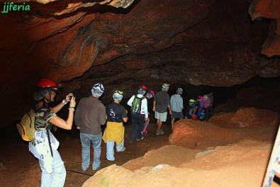 Cueva de Montesinos muy cerca del castillo de Rochafrida.