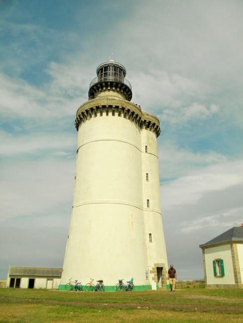 Faro de Stiff, Isla de Ouessant