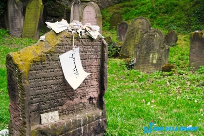 Cementerio Judío de Worms. Seis cementerios que debes visitar antes de morir