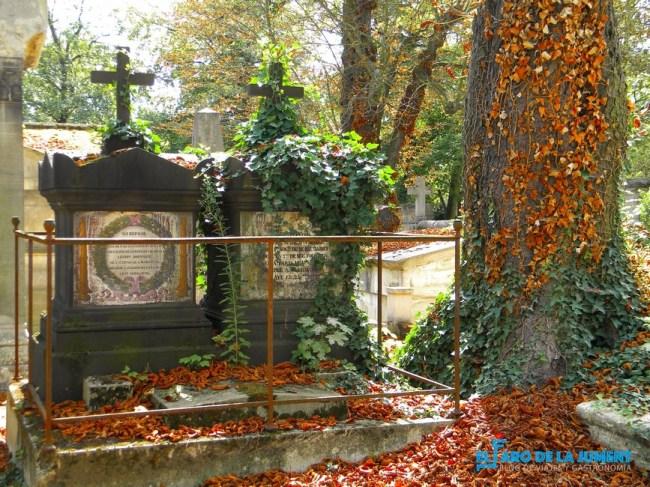 Cementerio de Pére-Lachaise. Seis cementerios que debes visitar antes de morir